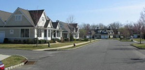 Thornebrook Shrewsbury NJ active adult community homes for sale